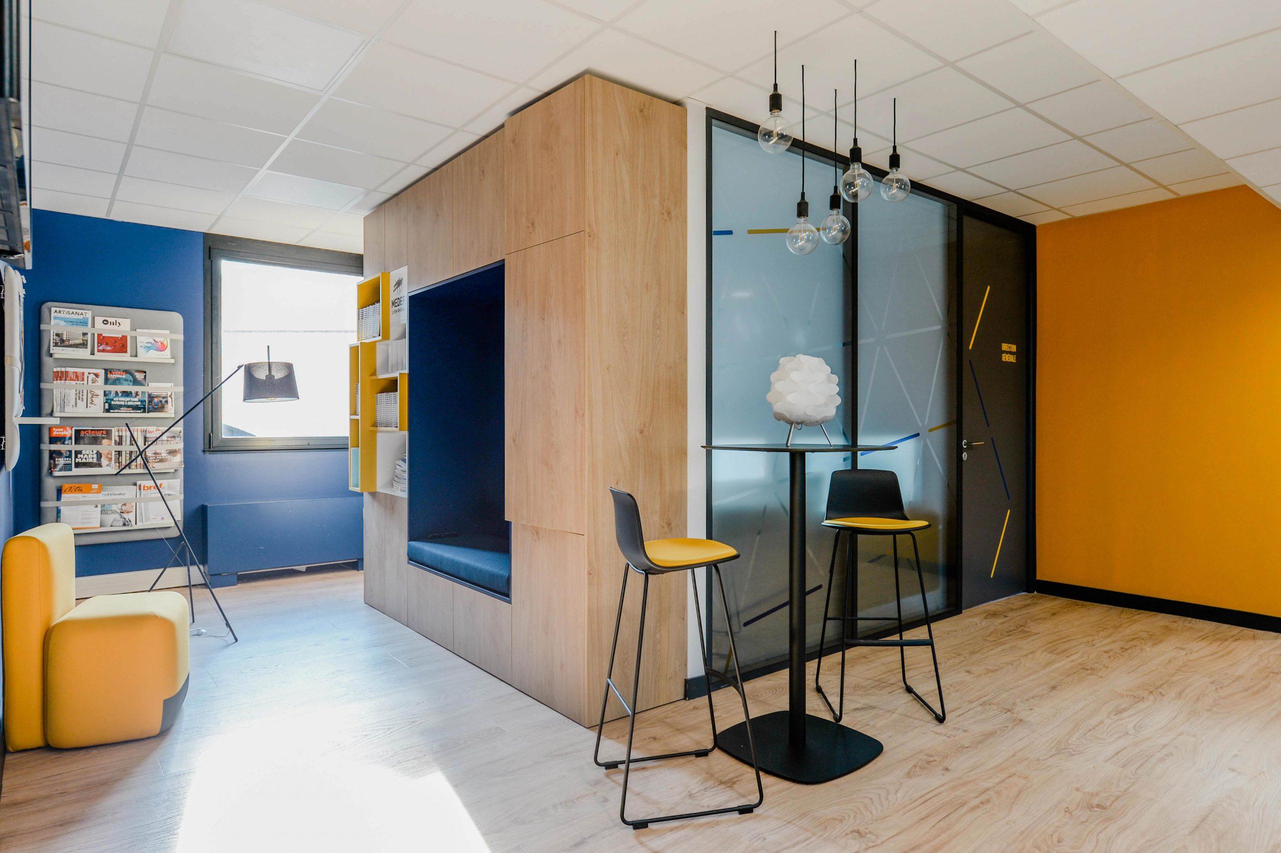 meubles de bureau design haut de gamme Lyon 69